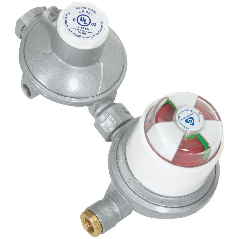 MR. HEATER Bulk Cylinders Low Pressure LP Low-Pressure Regulator Image 1