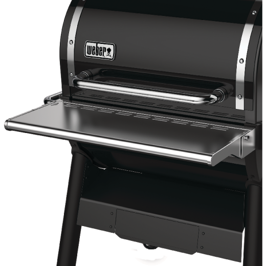 Weber SmokeFire EX4 Front Folding 28.66 In. W. x 4.29 In. L. Stainless Steel Grill Shelf